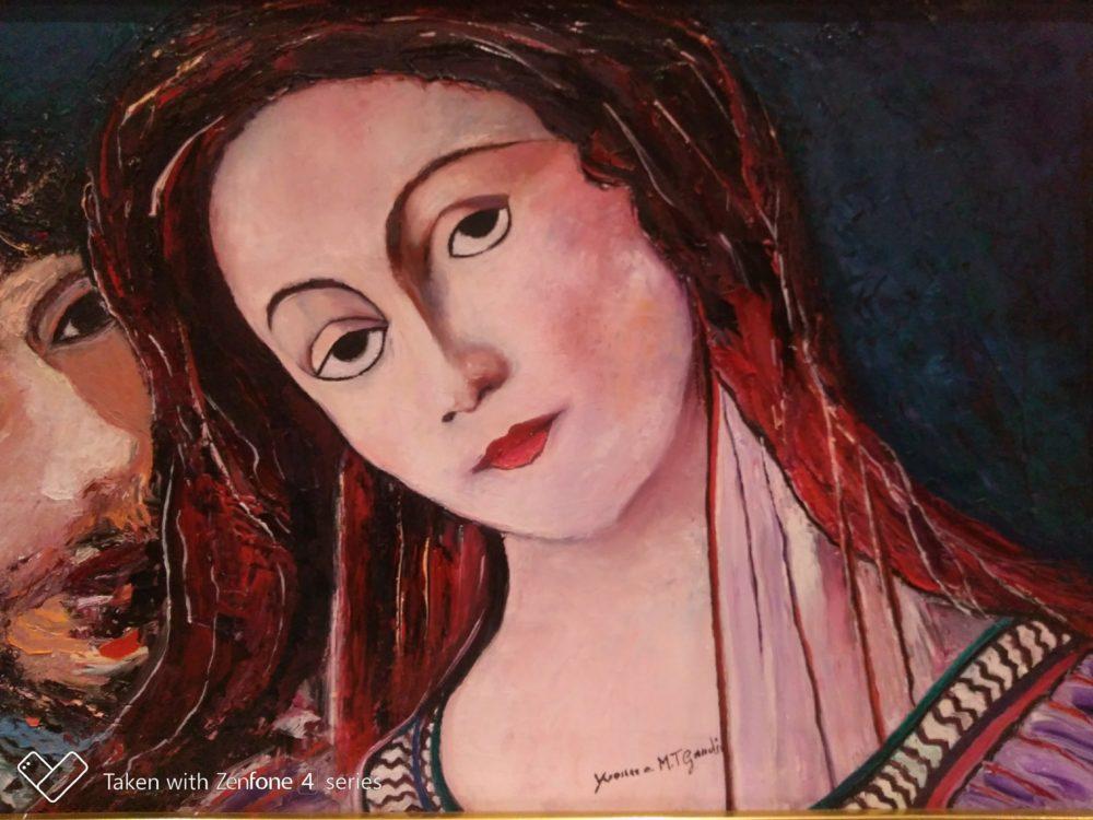 Yvonne Maria Teresa Gandini – Lucrezia –